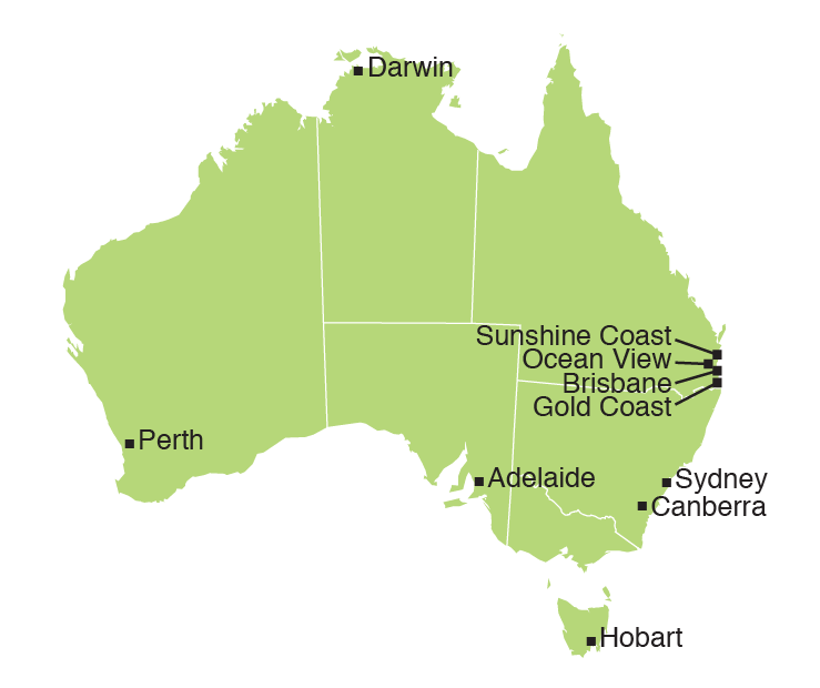 australia-queensland-oceanview-map