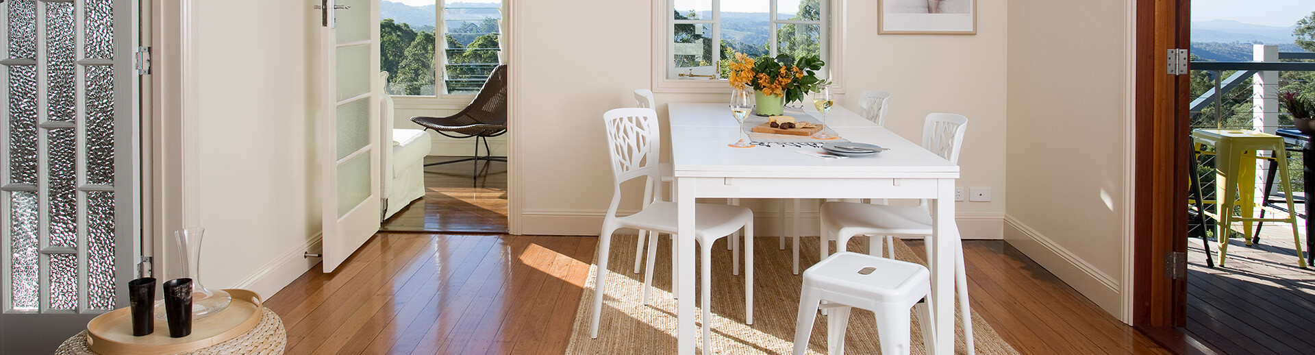 sunroom-dining-room-deck-and-view-towards-mt-mee